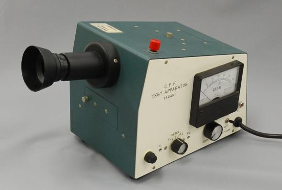 中心フリッカー値測定器