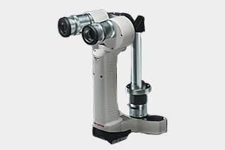 手持ち細隙灯顕微鏡